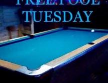 Free Pool Tuesday